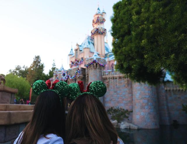 Visiting The Disneyland Resort During The Holiday Season